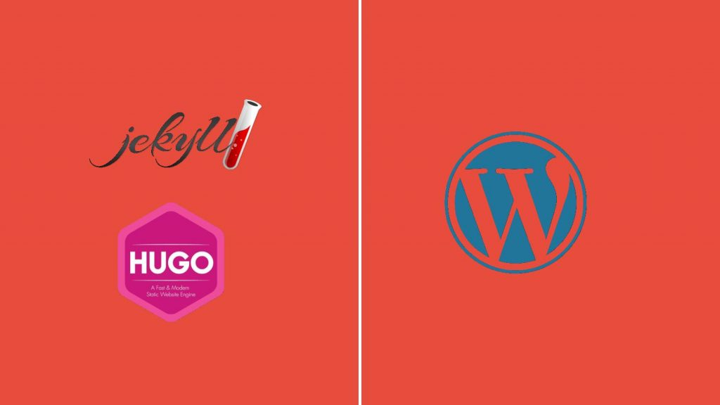 Jekyll And Hugo Vs Wordpress The Pros And Cons Of Static Site