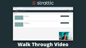 A Walk Though of the Strattic Hosting Platform