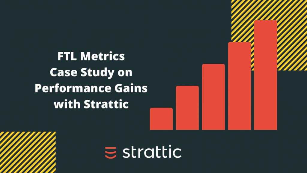 Bar chart reflecting site performance
