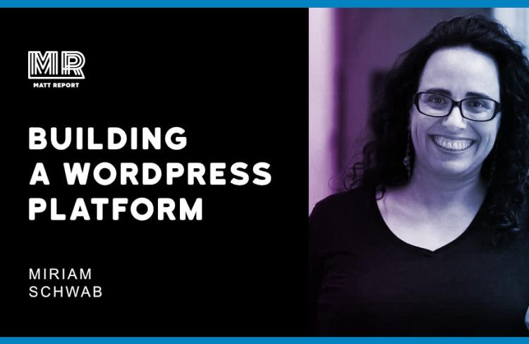 Raising VC funding in the WordPress hosting ecosystem with Miriam Schwab