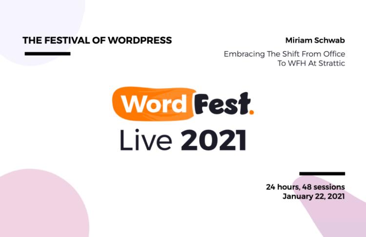 WordFest Live