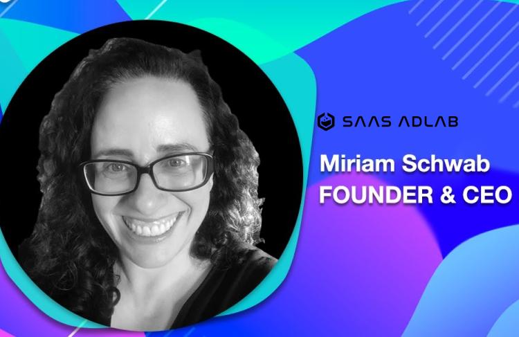 SaaS AdLab Podcast with Miriam Schwab