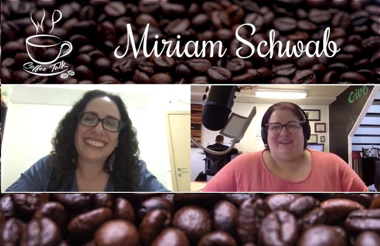 WP Coffee Talk with Miriam Schwab