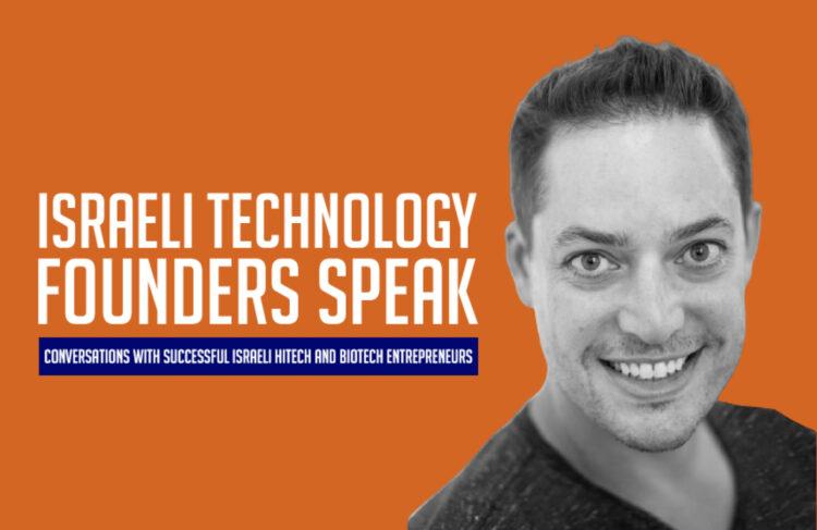 Israeli Technology Founders Speak: Josh Lawrence